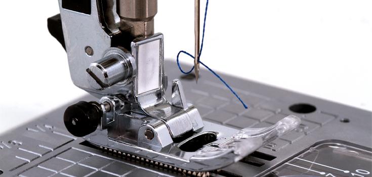 Automatischer Nadeleinfädler