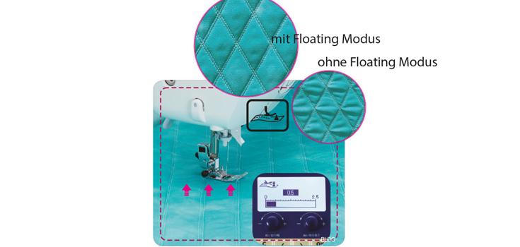 Floating Modus