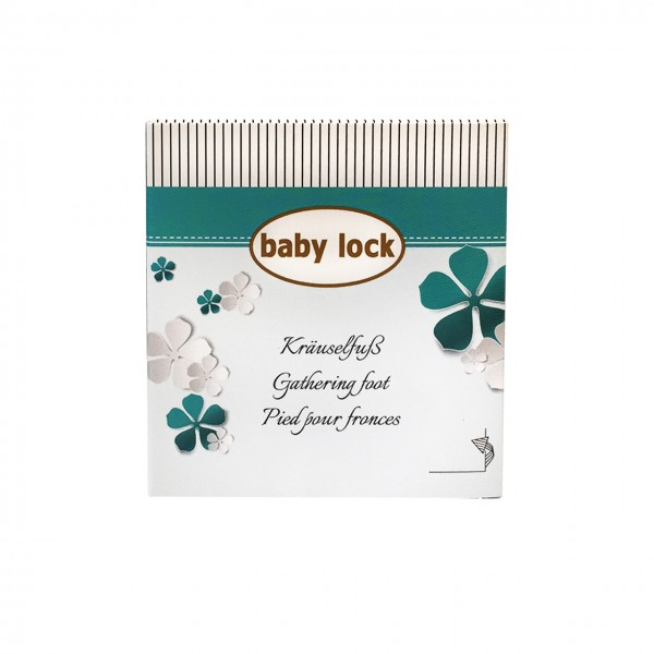 Baby Lock Overlock Kräuselfuß