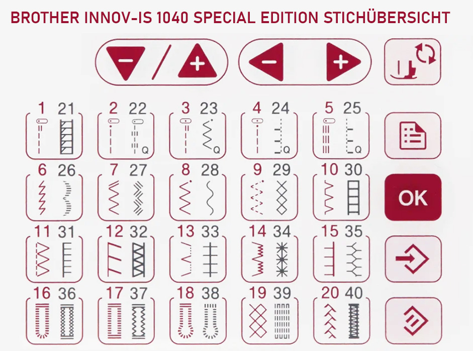 Brother-Innov-is-1040-Special-Edition-Stichubersicht