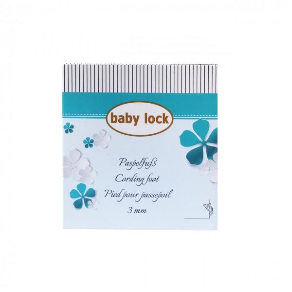 Baby Lock Overlock Paspelfuß 3mm